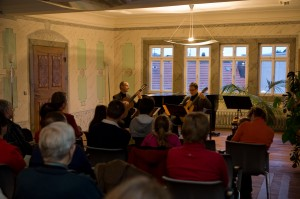 Bach and more_Gitarrentag in der Musikschule