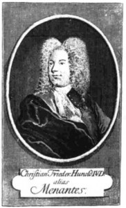 Christian Friedrich Hunold_Menantes