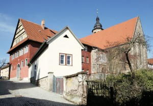 Klausurgebäude des Franziskanerkloster_ehemals Lyceum